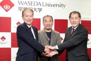 早稻田大学-村上春树图书馆 2021年4月开馆