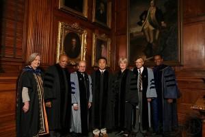 (2008)村上春树获普林斯顿大学荣誉博士称号