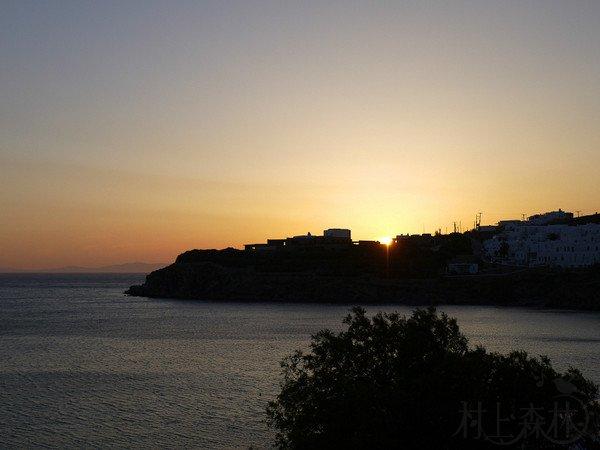 村上广播(22)| 那个希腊小岛的夜晚