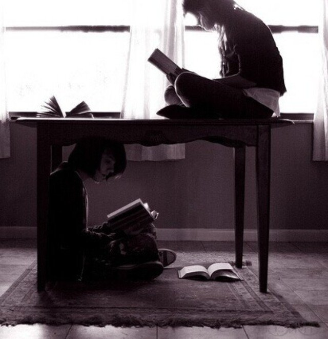 人们为什么不读书了