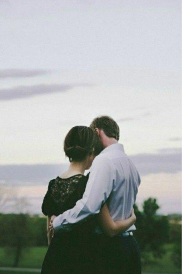 每次抱她,我都能感到令人怀念的心颤